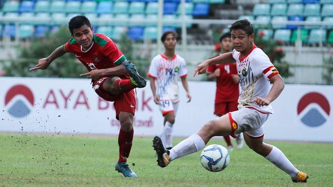 U18 Indonesia thắng hủy diệt, đẩy U18 Việt Nam và Myanmar vào thế khó