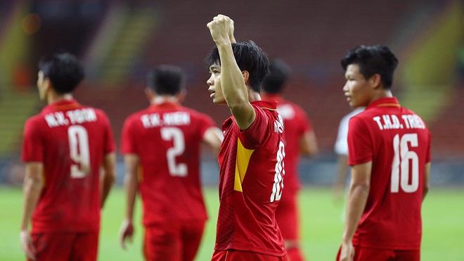 Báo Indonesia xếp Công Phượng là mối nguy hiểm số 1 tại SEA Games 29