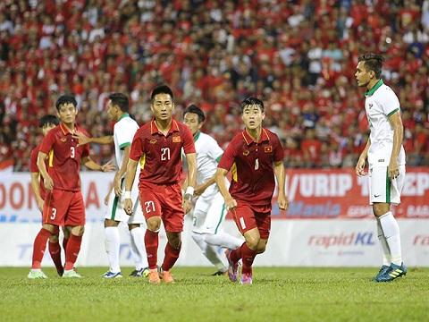 Duy Mạnh chắc chắn vắng mặt ở trận gặp U22 Thái Lan