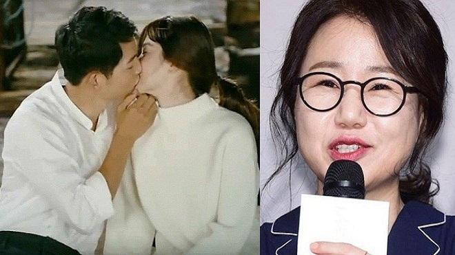'Hậu duệ mặt trời' đã thay đổi cách Song Joong Ki đối xử với Song Hye Kyo