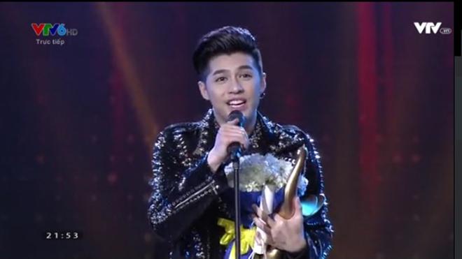 TRỰC TIẾP Lễ trao Giải Âm nhạc Cống hiến 12-2017: Ca sĩ của năm gọi tên Noo Phước Thịnh