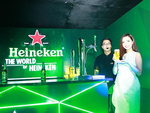 Tín đồ bia Heineken mãn nhãn cùng hành trình trải nghiệm 'The World of Heineken'