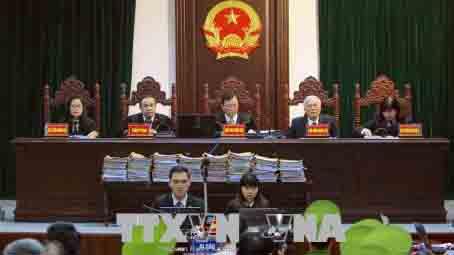 Ngày thứ 4 xét xử Trịnh Xuân Thanh và đồng phạm