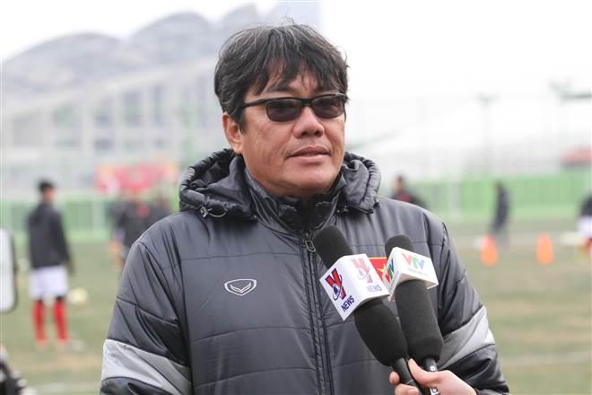Trưởng đoàn Dương Vũ Lâm thừa nhận hàng công U23 Việt Nam chưa đạt yêu cầu