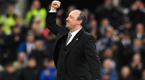 Benitez úp mở việc ra đi