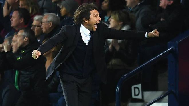 Antonio Conte là định nghĩa về huấn luyện viên