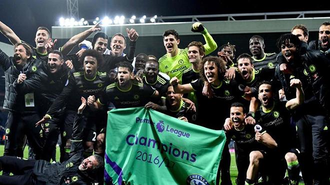 Thủ môn Chelsea: 'Tôi không xứng đáng nhận huy chương vô địch'