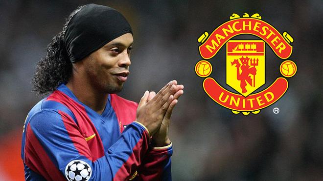 Vén bức màn bí mật về việc Barca hớt tay trên Man United vụ mua Ronaldinho hồi năm 2003