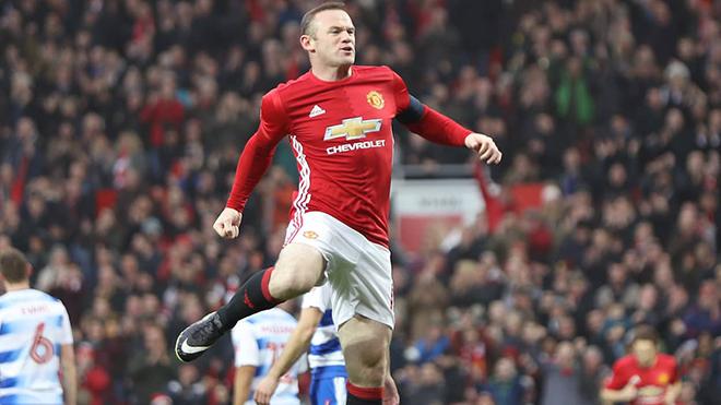 Vì Morata, Mourinho vẫn sẽ cần đến Rooney