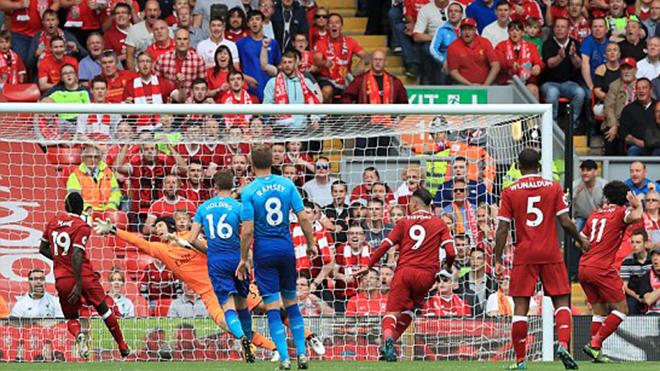 ĐIỂM NHẤN Liverpool 4-0 Arsenal: Klopp cứ gặp đội lớn là thích. Pháo thủ đá như đội nghiệp dư