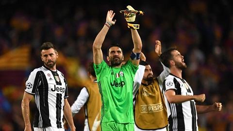 Juventus buộc mọi người nể phục bởi lối chơi kỷ luật và hiệu quả