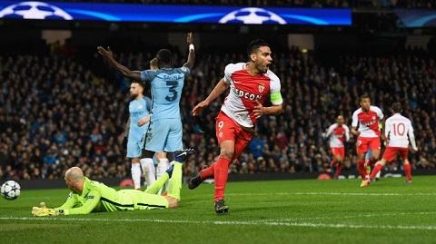 Monaco đã thi đấu bùng nổ tại Champions League năm nay