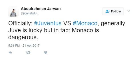 Cơ bản thì Juventus đã gặp may mắn nhưng Monaco quả thực rất nguy hiểm
