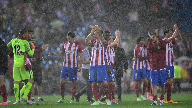 Bi kịch Atletico: 4 mùa liên tiếp bị Real nhấn chìm ở Champions League