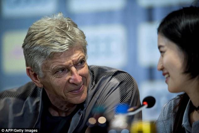 Ông quyết tâm vô địch Premier League mùa tới