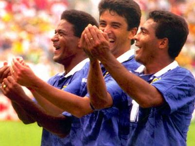 """Bebeto: """"Đội bóng của Dunga làm tôi nhớ lại Brazil năm 1994"""""""