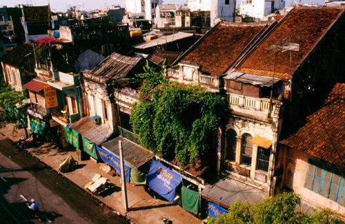 Giãn dân khu phố cổ Hà Nội giai đoạn 1 cần khoảng 6.500 tỷ đồng