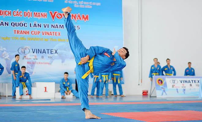 Giải vô địch các đội mạnh Vovinam toàn quốc 2015: TPHCM tạm dẫn đầu tổng hợp các video chuẩn hóa kỹ thuật vovinam năm 2016 Tổng hợp các Video chuẩn hóa kỹ thuật Vovinam năm 2016 TPHCM tam dan dau