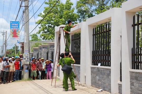 """Xuất hiện tin tức """" bắt được hung thủ vụ thảm sát ở Bình Phước"""""""