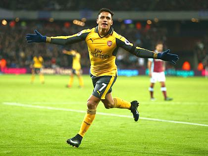Alexis Sanchez: Chân đất, than, cá và sứ mệnh ở Arsenal