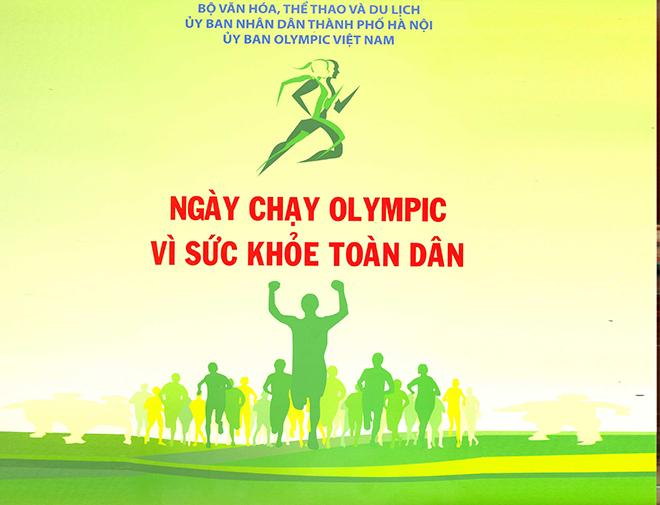 Buổi chạy Olympic vì sức khỏe và Kiểm tra tiêu chuẩn chạy phổ thông năm 2018 của trường THPT Thạch Thất