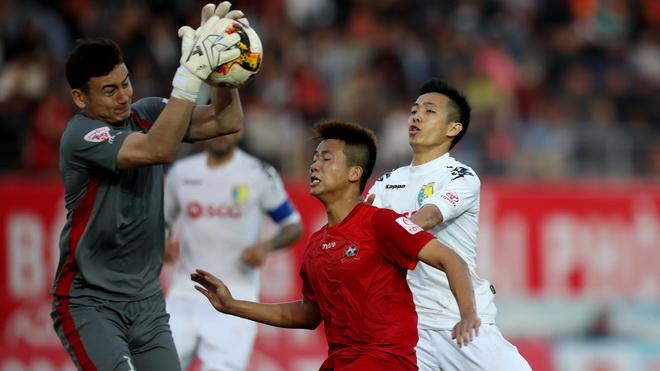 Video bàn thắng highlights trận Hà Nội 1-0 Hải Phòng