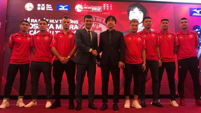 HLV Miura muốn có thêm trợ lý người Nhật, U23 Việt Nam chờ đấu U23 châu Á