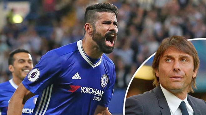Cuối cùng, Chelsea đã đồng ý bán Diego Costa cho Atletico Madrid