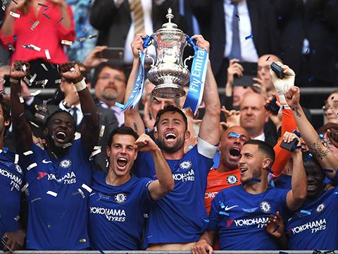 ĐIỂM NHẤN Chelsea 1-0 M.U: Hazard phơi bày thiếu sót của M.U. Jones và Smalling là thảm họa