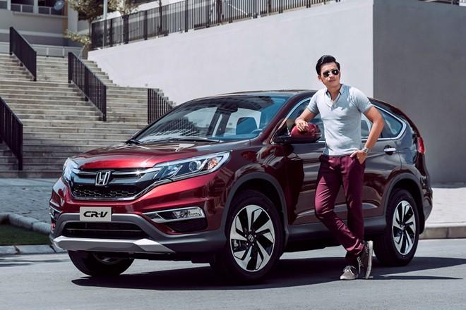 Giá mới hấp dẫn cho Honda CR-V, Honda Civic và Honda Accord!
