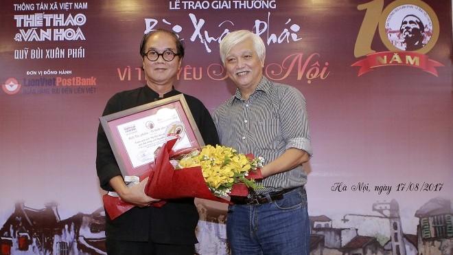 Nhiếp ảnh gia Nguyễn Hữu Bảo: 'Bùi Xuân Phái - Vì tình yêu Hà Nội' đa chiều về văn hóa