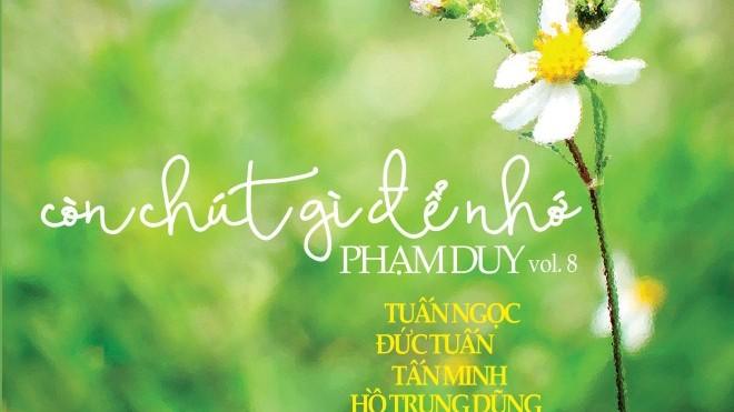 Album Phạm Duy và Ngày hội băng đĩa tại Hà Nội