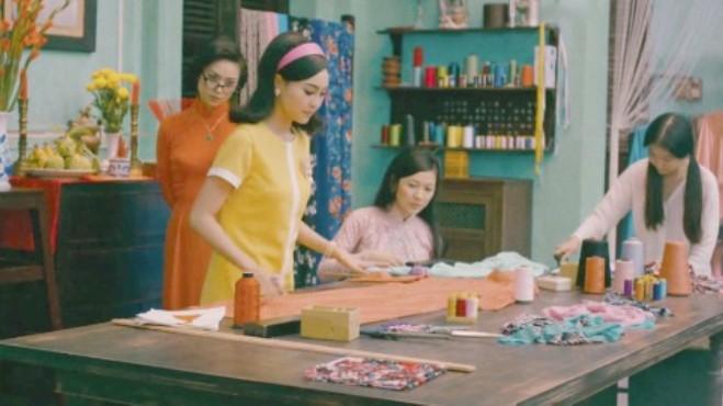 Phim 'Cô Ba Sài Gòn': Hình ảnh đẹp, nhưng câu chuyện áo dài khiên cưỡng