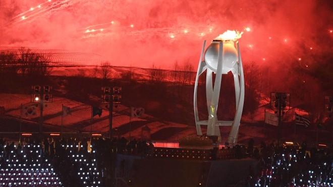 Olympic PyeongChang 2018: Máy chủ của Thế vận hội bị tấn công