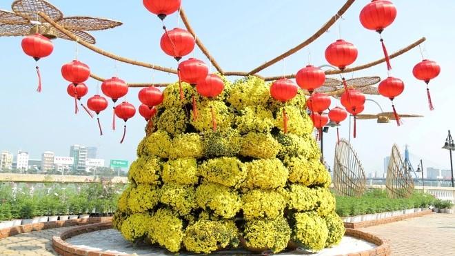 Sun Group đồng hành cùng Đà Nẵng trang hoàng đường hoa đón Tết