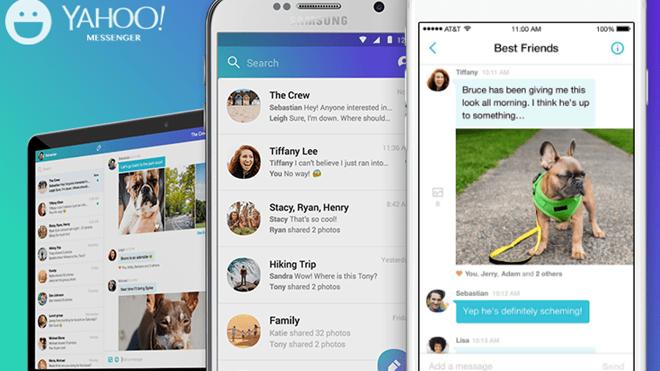 Hết thời kỳ 'hấp hối kéo dài' Yahoo Messenger sẽ bị 'khai tử' vào tháng 7 tới