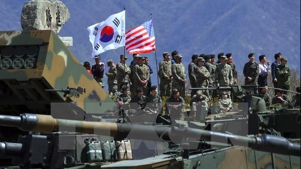 Hội nghị thượng đỉnh Mỹ - Triều Tiên: Tổng thống Trump muốn đưa lính Mỹ tại Hàn Quốc về nước