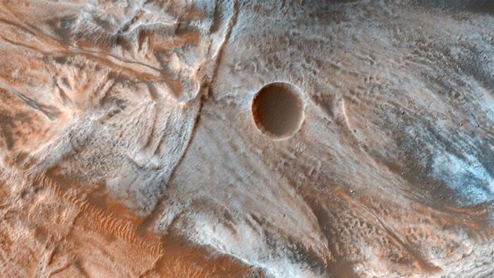Sao Hỏa có đủ lượng oxy cần thiết để duy trì sự sống