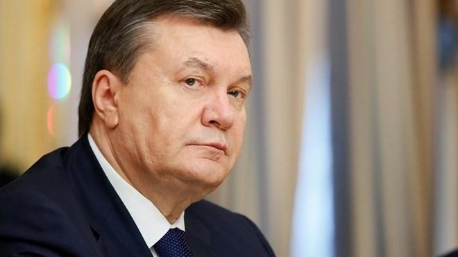Tòa án Ukraine tuyên án tù đối với cựu Tổng thống V.Yanukovych