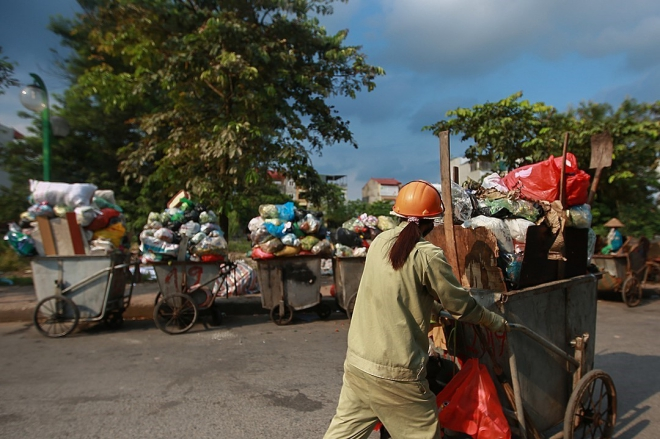 Hình ảnh thảm họa nylon và nhựa dùng một lần đang xâm chiếm thế giới - Ảnh 4