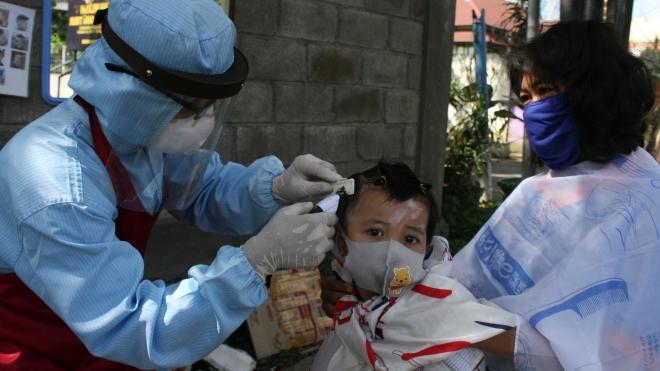 Dịch COVID-19: Indonesia ghi nhận số ca nhiễm mới trong ngày kỷ lục