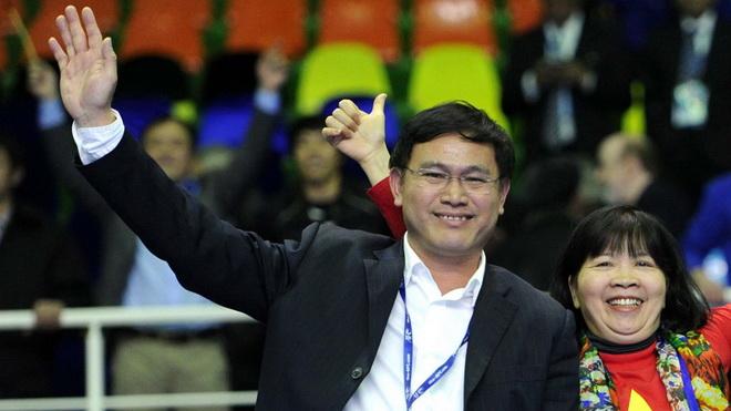 Nhận 2 chức to ở VPF, ông bầu futsal đem tới hy vọng
