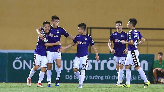Hà Nội FC lấy lại sức mạnh 'hủy diệt' tại V-League