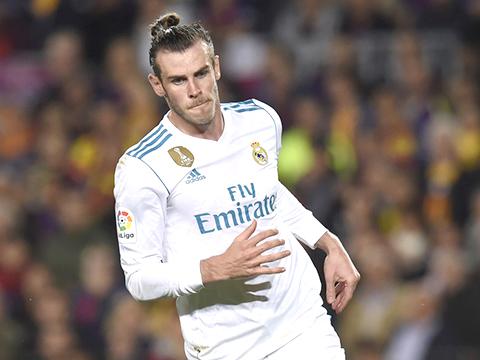 Sân khấu chính chờ Gareth Bale