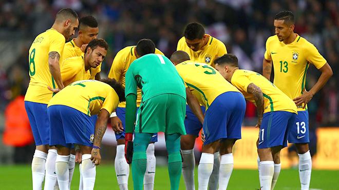 Brazil vô đối, không mang tham vọng vô địch là 'vứt'