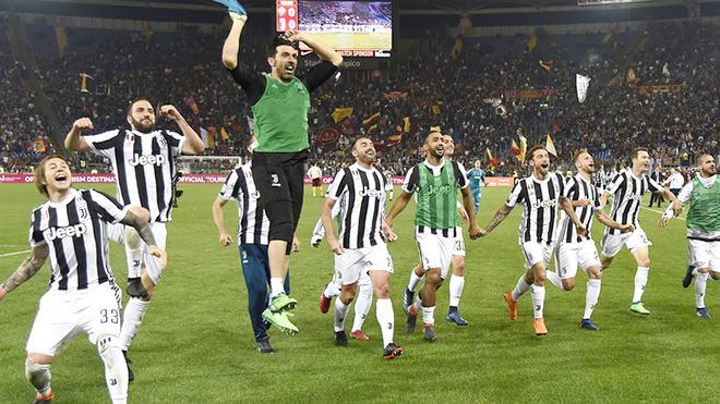 Juventus đoạt Scudetto thứ 7 liên tiếp: Thống trị đến bao giờ?