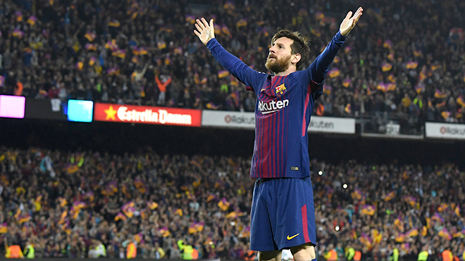 Messi càng toàn diện, Barca càng khốn khổ