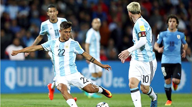 Đội tuyển Argentina: Trả giá vì không có Dybala?
