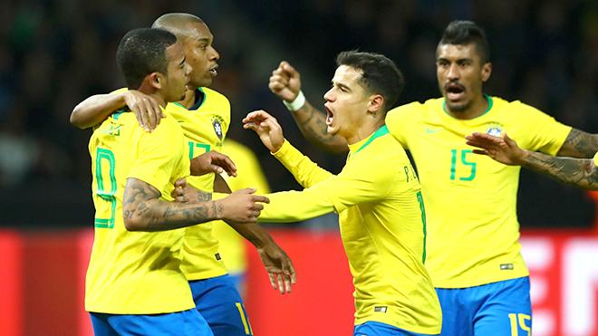 Brazil đã thay đổi và ngày càng đáng sợ từ sau thảm bại 1-7 trước Đức