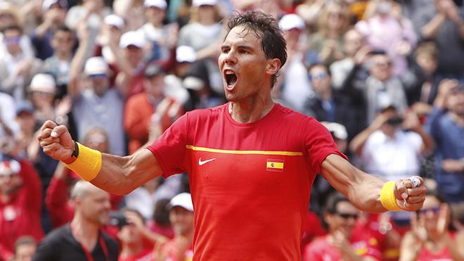 Rafael Nadal tái xuất: Hãy coi chừng  Vua đất nện